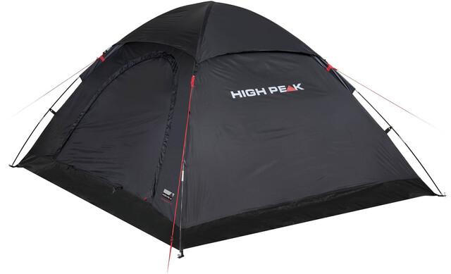 High Peak Monodome XL Tent, black l Online outdoor shop Campz.nl